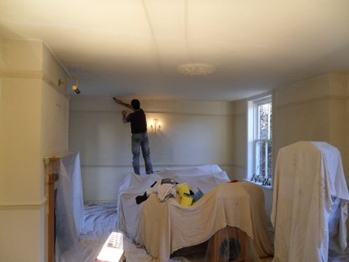 Prepare a Home For Painting
