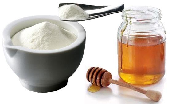 Honey and Milk Powder