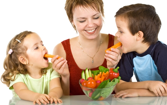 Kids To Eat More Vegetables