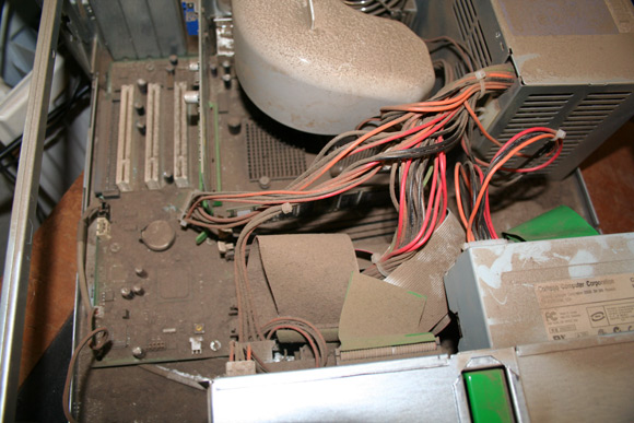 PC Dust
