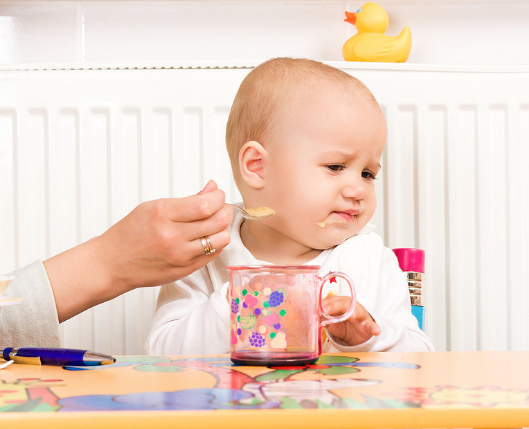 Anorexia In Infants