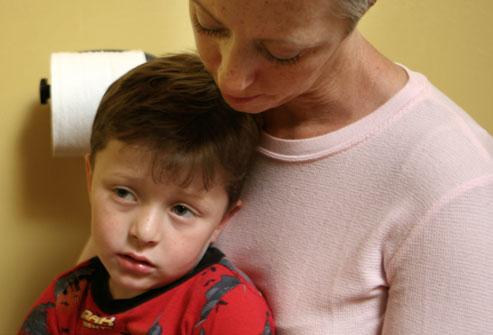 Nausea In Children