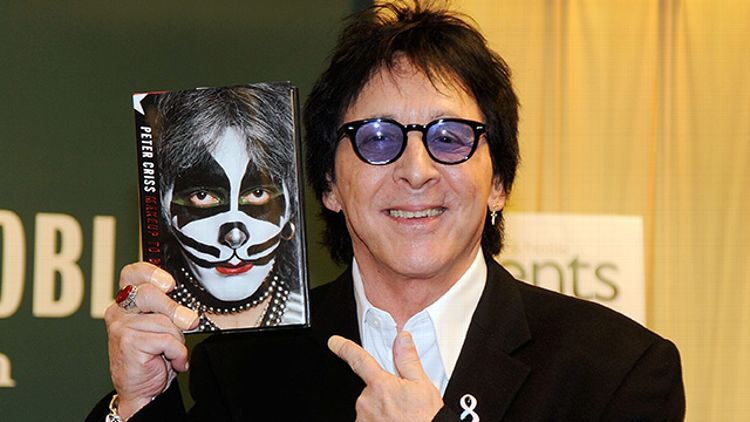 Peter Criss (KISS) Makeup