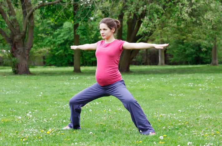 Squatting Exercises During Pregnancy