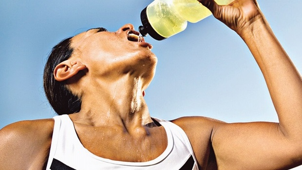 Prevent Dehydration During Sports