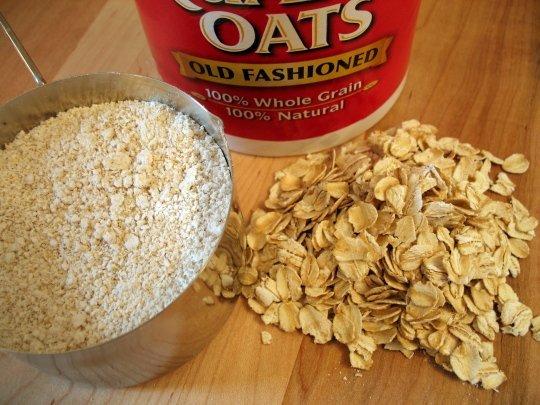 oats-flour