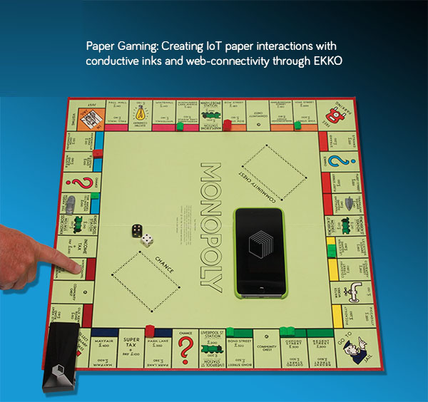 Internet of Things for Gaming Industry