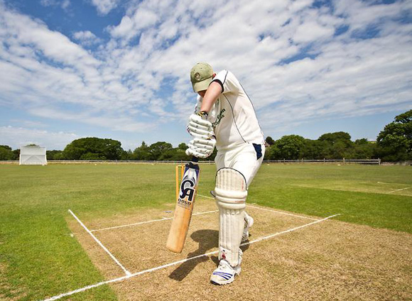 Skilled Batsman