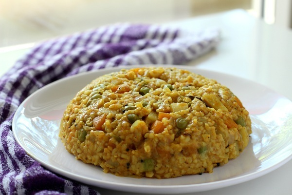 Whole Grain Khichdi