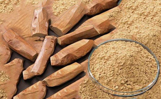 Calamine and Sandalwood Powder