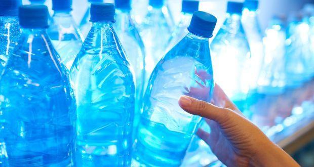 Plastic Bottled Water