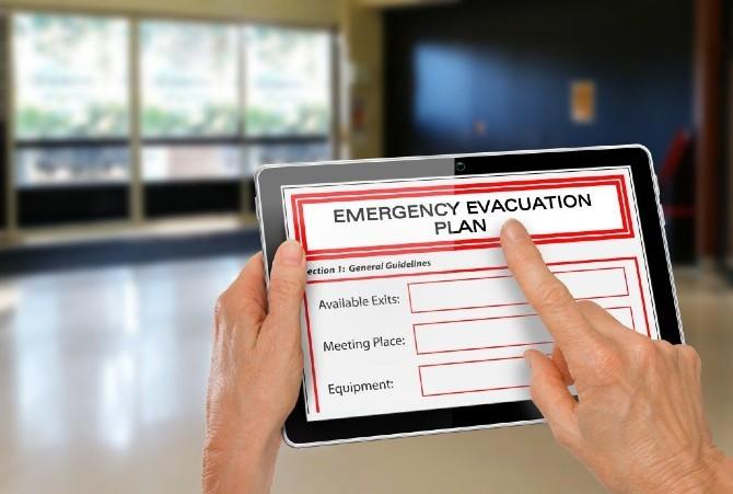 Home Evacuation Plan